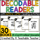 R-Controlled Vowels Decodable Readers | Decodable Readers