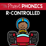 R-Controlled Vowels Digital Activity: Phast Phonics Bossy
