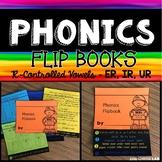 R Controlled Vowels | ER, IR, UR sound | Journeys Penguin Chick Flip Book