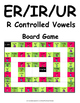 R Controlled Vowels ER, IR and UR Literacy Centers