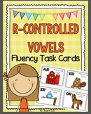R-Controlled Vowels Fluency Task Cards