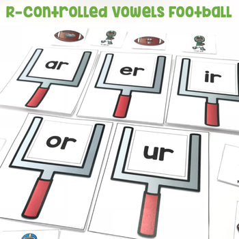 R-Controlled Vowels Football