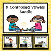R Controlled Vowels: Phonics Game and Word Sort Bundle
