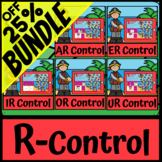 R Controlled Vowels Games Boards Bundle | Bossy R | Speech Language Therapy