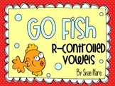 R-Controlled Vowels {Go Fish} Word Work [Reading] Station Center Game