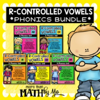 R-Controlled Vowels - Mega Bundle