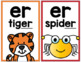 R-Controlled Vowels Mini Posters or Flashcards