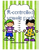 R-Controlled Vowels Pack