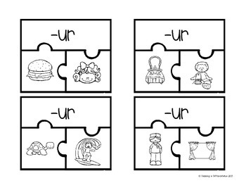 Bossy R Puzzles