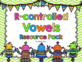R-Controlled Vowels Resource Pack