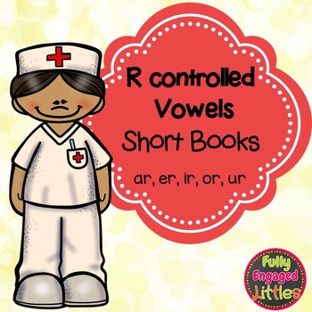 R Controlled Vowels Short Books