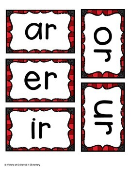 R-Controlled Vowels Sort
