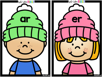 R-Controlled Vowels Sorting January