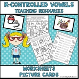 R-Controlled Vowels Teaching Resources - Worksheets and So