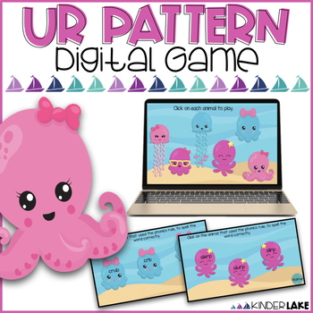 R-Controlled Vowels: UR Interactive Game