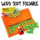 R Controlled Vowels Word Work Pack for Literacy Centers