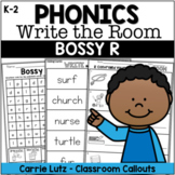 WRITE THE ROOM - Bossy R
