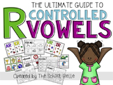 R Controlled Vowels (activities and practice for Bossy R a
