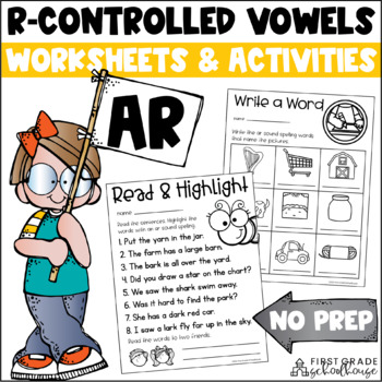 R-Controlled Vowels ar