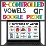 Bossy R Worksheets (R-Controlled Vowel Sounds)
