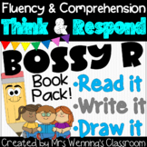 R-Controlled Vowels ar, er, ir, or & ur (Bossy R) Book Pack: Think & Respond!