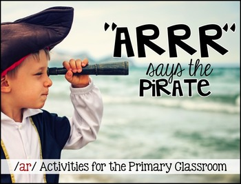 R-Controlled Vowels: /ar/ says the Pirate