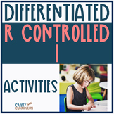 R Controlled Vowels -ir Activites and Centers! Differentiated