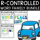 R-Controlled Word Family Bundle
