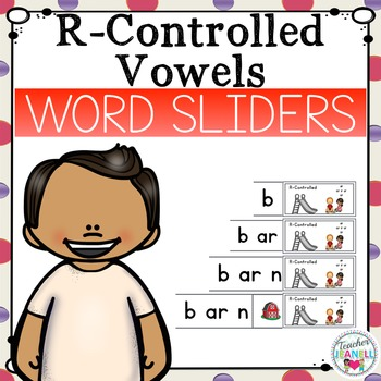 R-Controlled Word Sliders