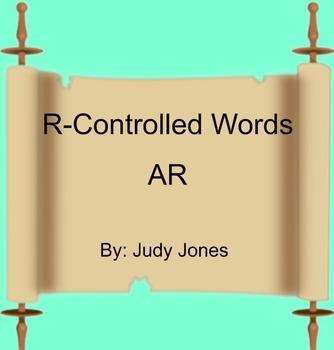 R-Controlled Words: AR