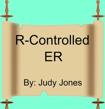 R-Controlled Words: ER
