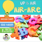 R-Controlled: air, are Activity Pack
