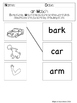 No Prep! R-Controlled (ar, or, ir, er, ur) Worksheets and Printables