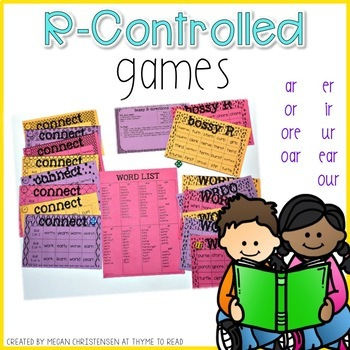 R-Controlled Game