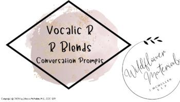 R Conversation Prompts - ARTICULATION