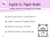R-Digital Vs. Paper Books