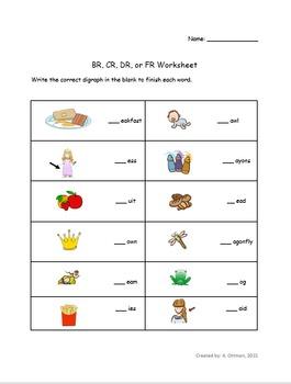 R Digraphs Sort (br, cr, dr, and fr)