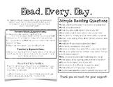 R.E.D. Folder - Read Every Day
