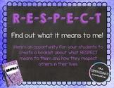 R-E-S-P-E-C-T Find Out What it Means to Me!