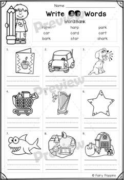 R Influenced Vowels Games and Activities