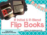R Initial & R-Blend Flip Books