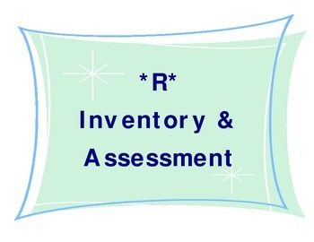 R Inventory and Assessment