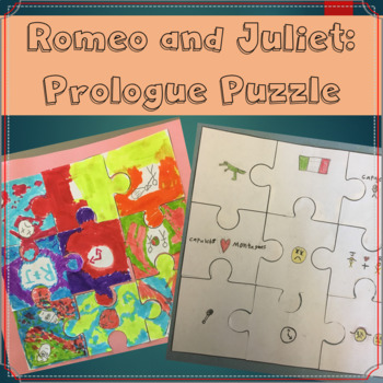 R+J: Prologue Puzzle