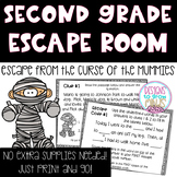 R.L 2.1 Escape Room Activity- Escape from the Curse of the