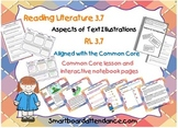 R L 3.7 Text Illustration  Complete Smartboard Lesson