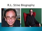 R.L. Stine Biography PowerPoint