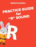 R Lesson Plan for Speech Therapists and Parents