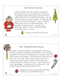 R Loaded Paragraphs For Christmas Freebie