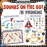 R Phoneme - Sounds on the Go! Remediation of the R Phoneme