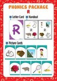'R' Phonics Resource Package